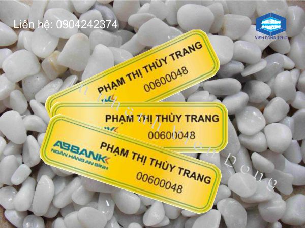 In thẻ chức danh | In name Card giá rẻ lấy nhanh sau 05 phút Hà Nội | In the, in the nhua, in the nhan vien, in the nhan vien, in the gia re tai Ha Noi