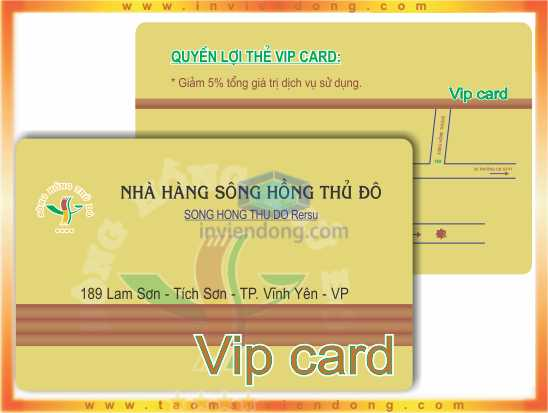 In thẻ V.I.P nhanh | In danh thiếp giá rẻ nhất | In the, in the nhua, in the nhan vien, in the nhan vien, in the gia re tai Ha Noi