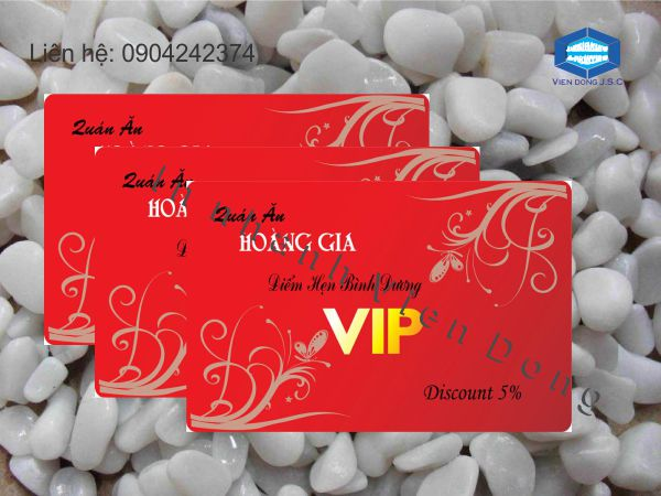 In thẻ V.I.P Card  | In thẻ quảng cáo | In the, in the nhua, in the nhan vien, in the nhan vien, in the gia re tai Ha Noi