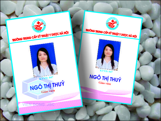 In thẻ giáo viên lấy nhanh tại Hà Nội | In name Card giá rẻ lấy nhanh sau 05 phút Hà Nội | In the, in the nhua, in the nhan vien, in the nhan vien, in the gia re tai Ha Noi