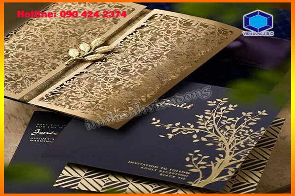 Printing Business Invitation in Hanoi | In Card Visit Hà Nội | In the, in the nhua, in the nhan vien, in the nhan vien, in the gia re tai Ha Noi